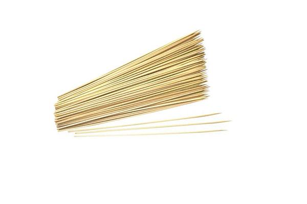Палички д/шашлику 30см 100шт бамбук
