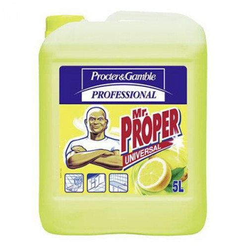 Mr. PROPER 5л лимон унів. засіб д/підлоги