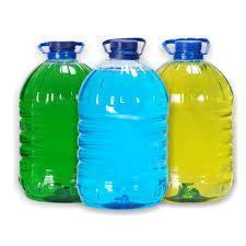 Економ рідина для посуду пет пляшка 5л