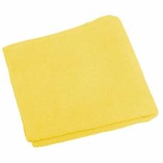 Серветка мікрофібра для скла жовта 1шт