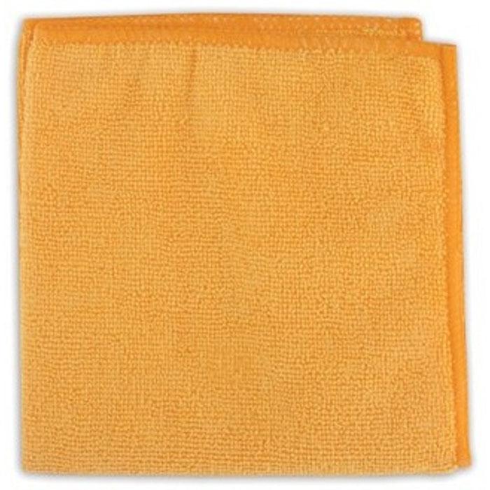 Серветка мікрофібра Сlean Up універс помаранчева 30х30см 5шт