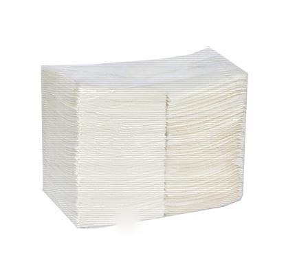 Барні білі серветки 24*24 500 шт supreme