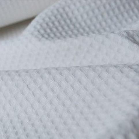 Вафельний рушник 45*75см білий 4 шт